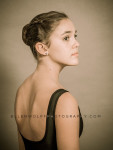 headshot for ballet audition